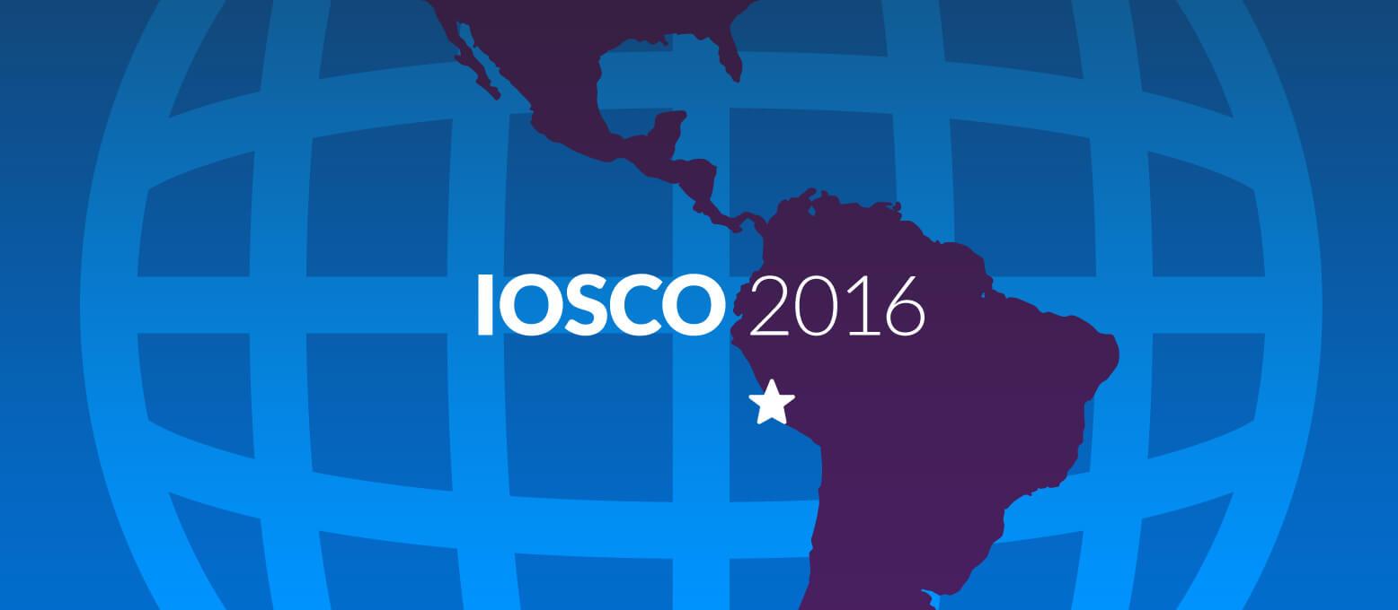 IOSCO 2016: 5 key takeaways for securities regulators