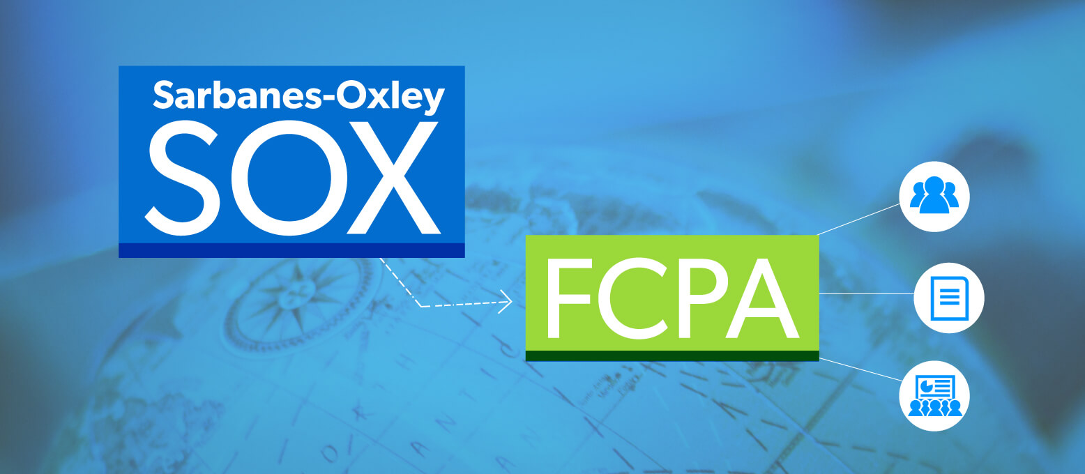 SOX relationship between SOX and FCPA compliance
