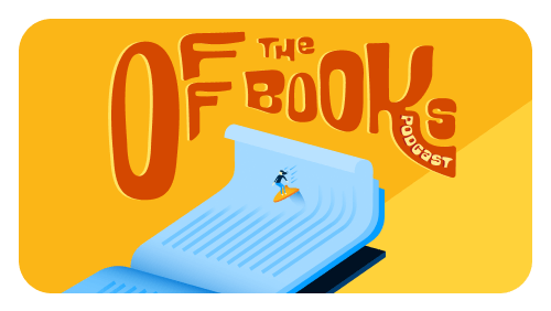 off the books podcast logo
