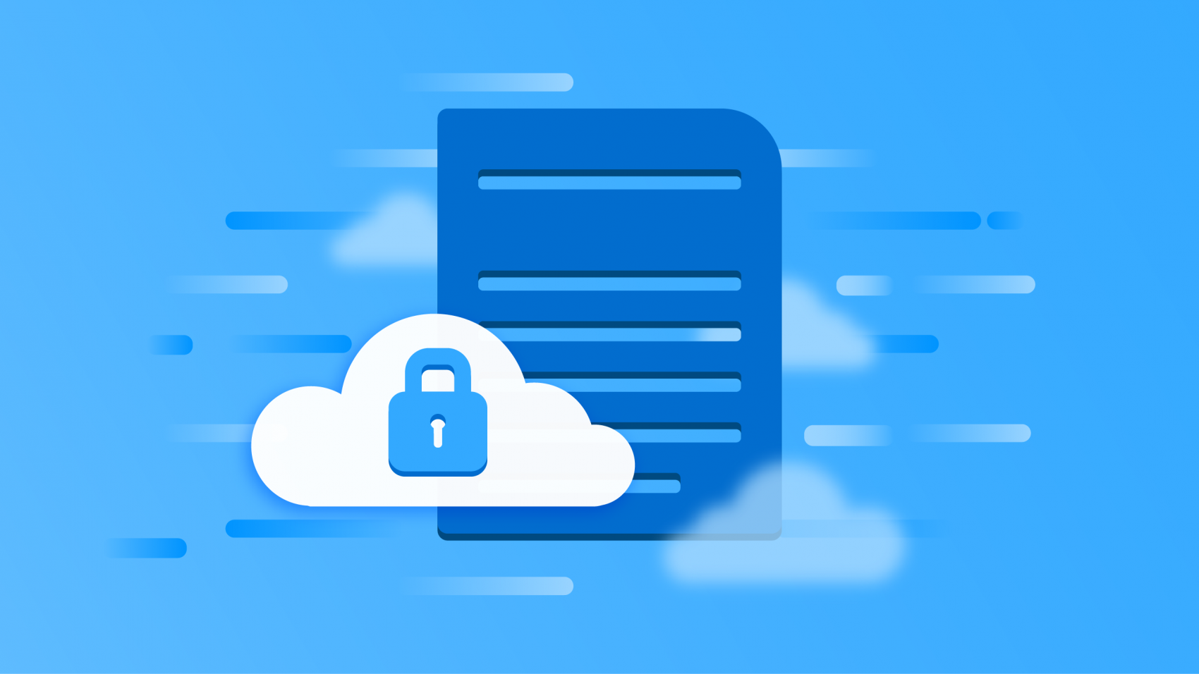 data security in the cloud blog
