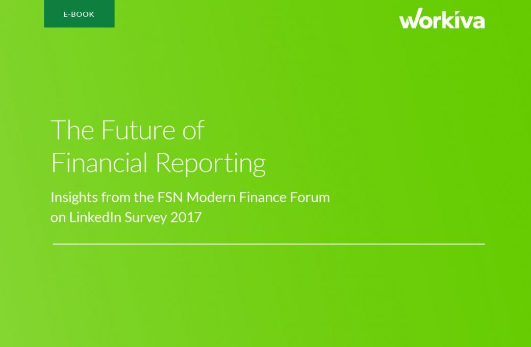 cfos see the future of financial reporting