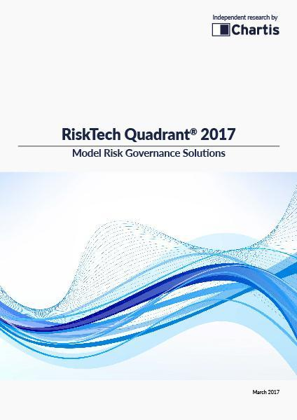 chartis model risk governance