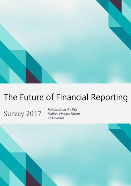 The Future of Financial Reporting Survey 2017