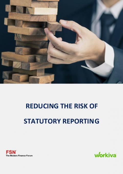 Reducing the Risk of Statutory Reporting
