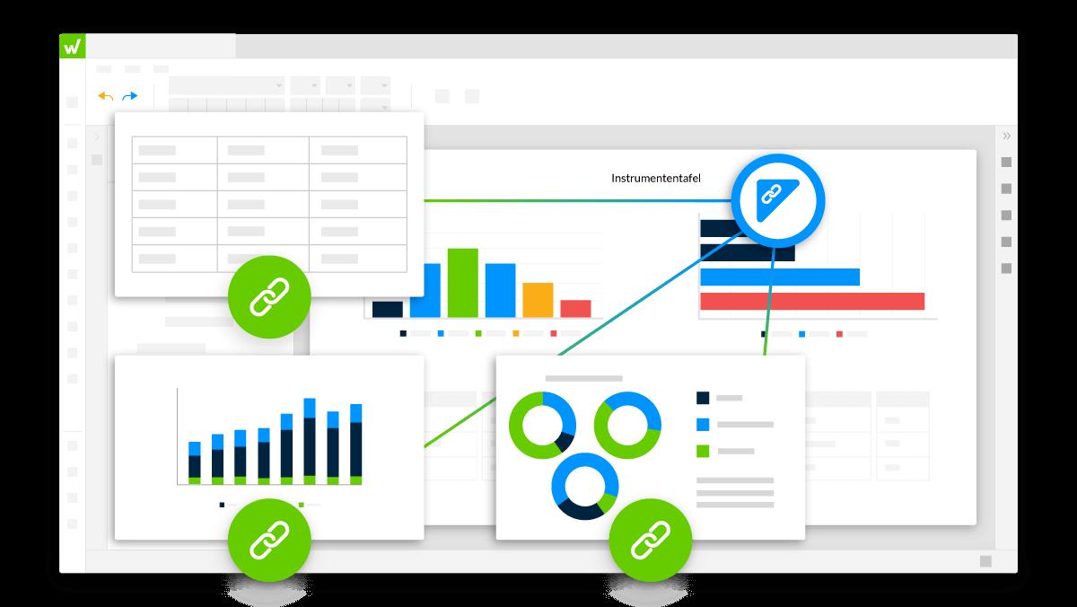 Workiva-Reporting-Dashboard für Bankdienstleistungen
