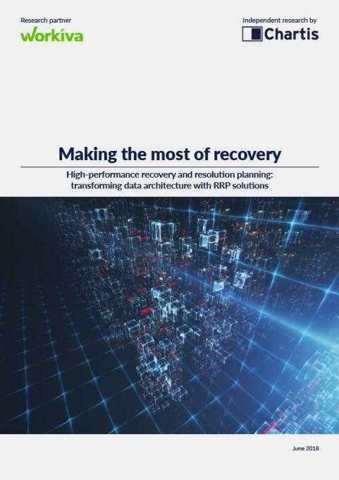 High-Performance Recovery and Resolution Planning (RRP)