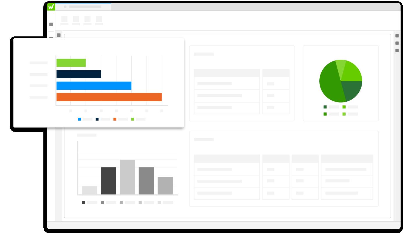 Kontrollmanagement-Dashboard