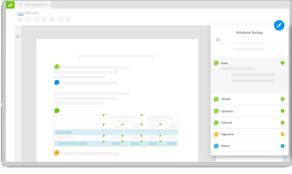 internal controls testing workflow