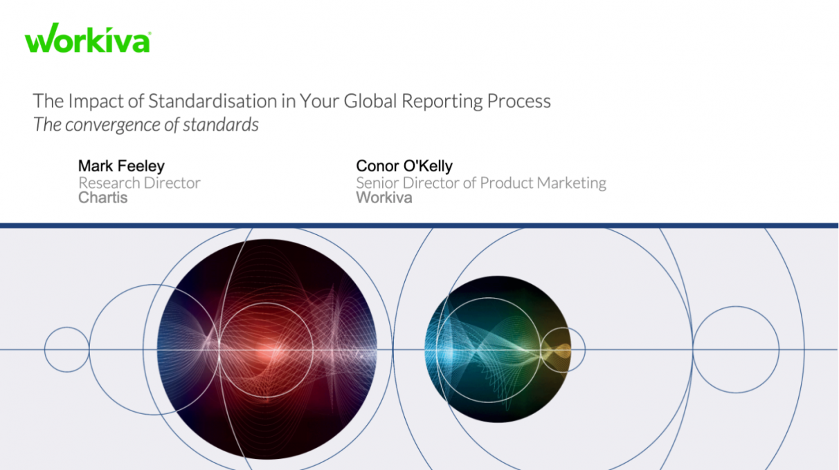 The Impact of Standardisation in Your Global Reporting Process