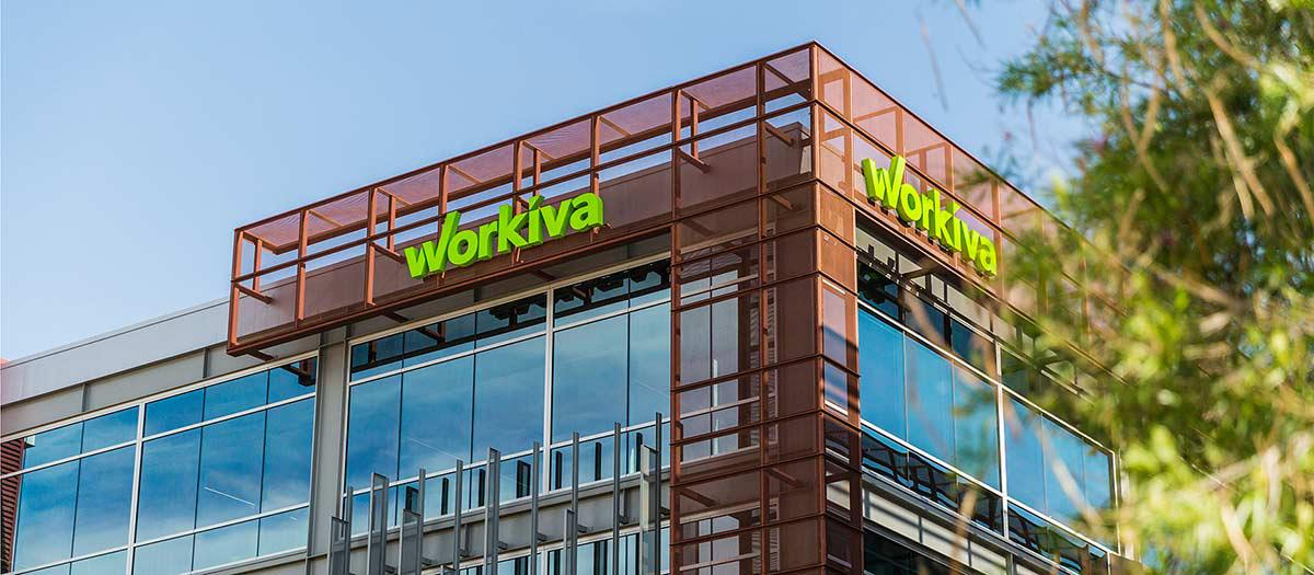 photo of the exterior of workiva's scottsdale office