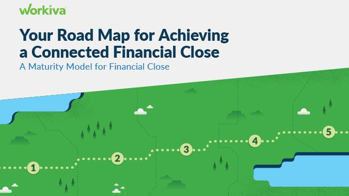 Your Roadmap for achieving a connected financial close