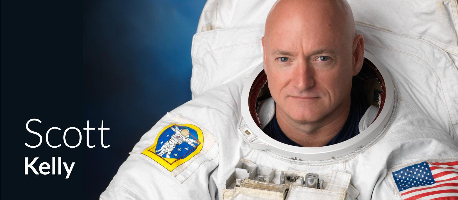 Leadership Lessons From Scott Kelly