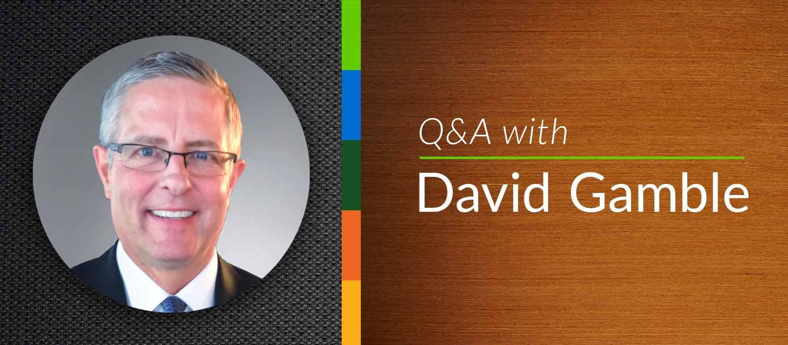 Compliance Confidence Q&A: David Gamble