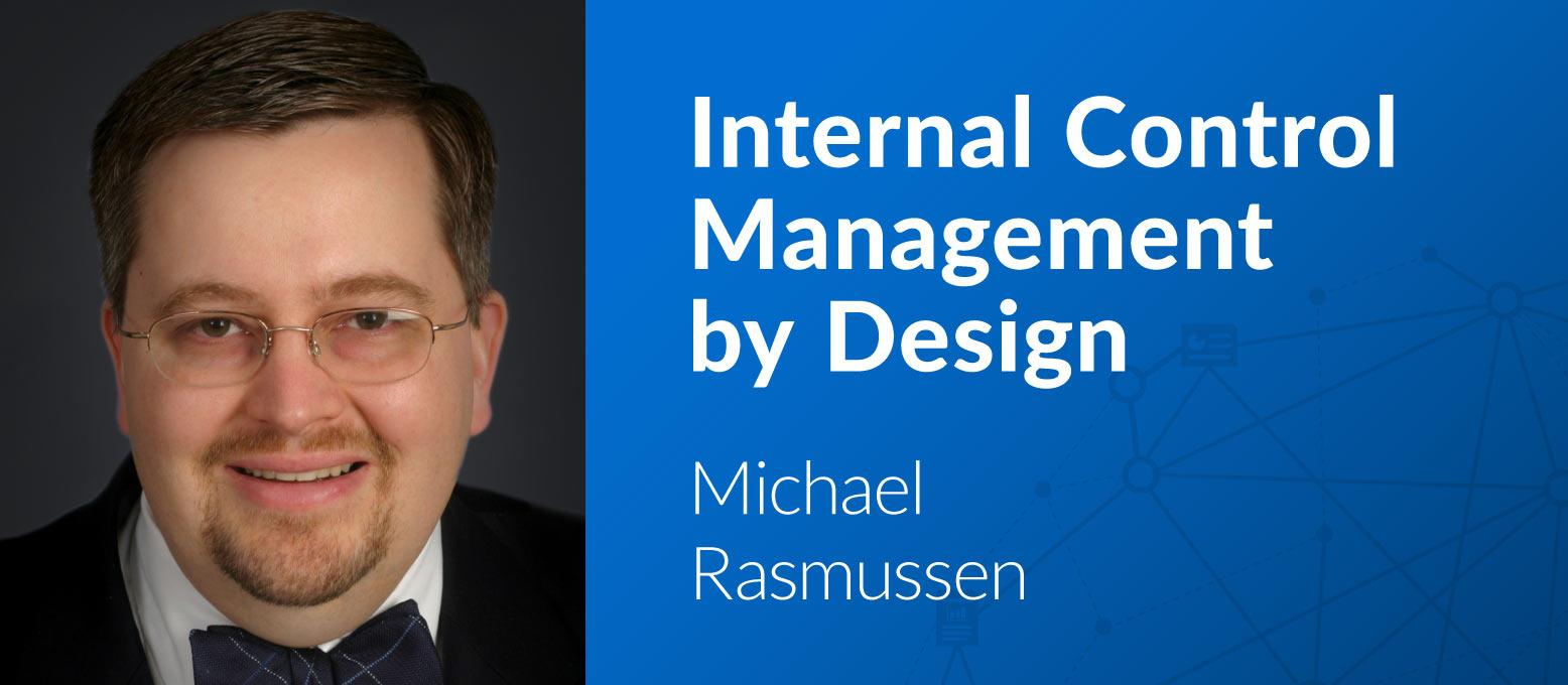 4 Key Findings from the Internal Control Management by Design Workshop