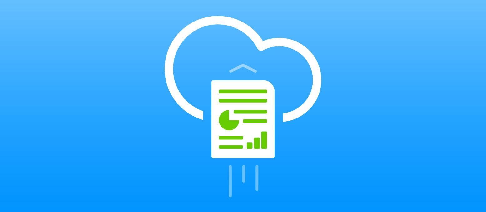 Why financial reporting belongs in the cloud