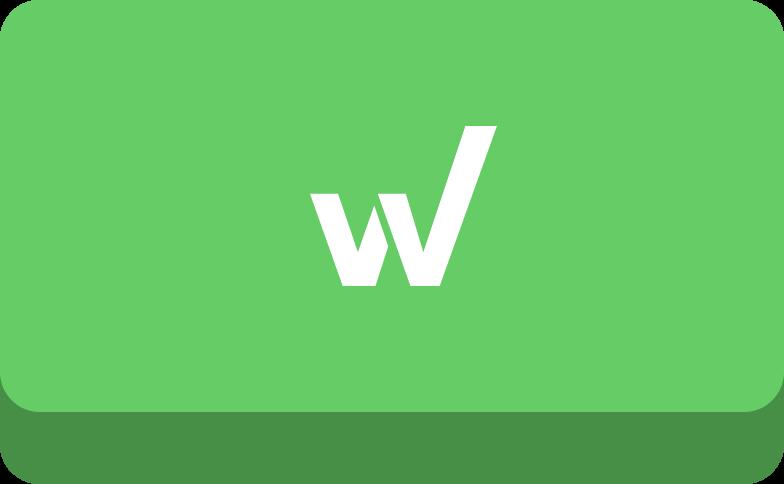 workiva w icon