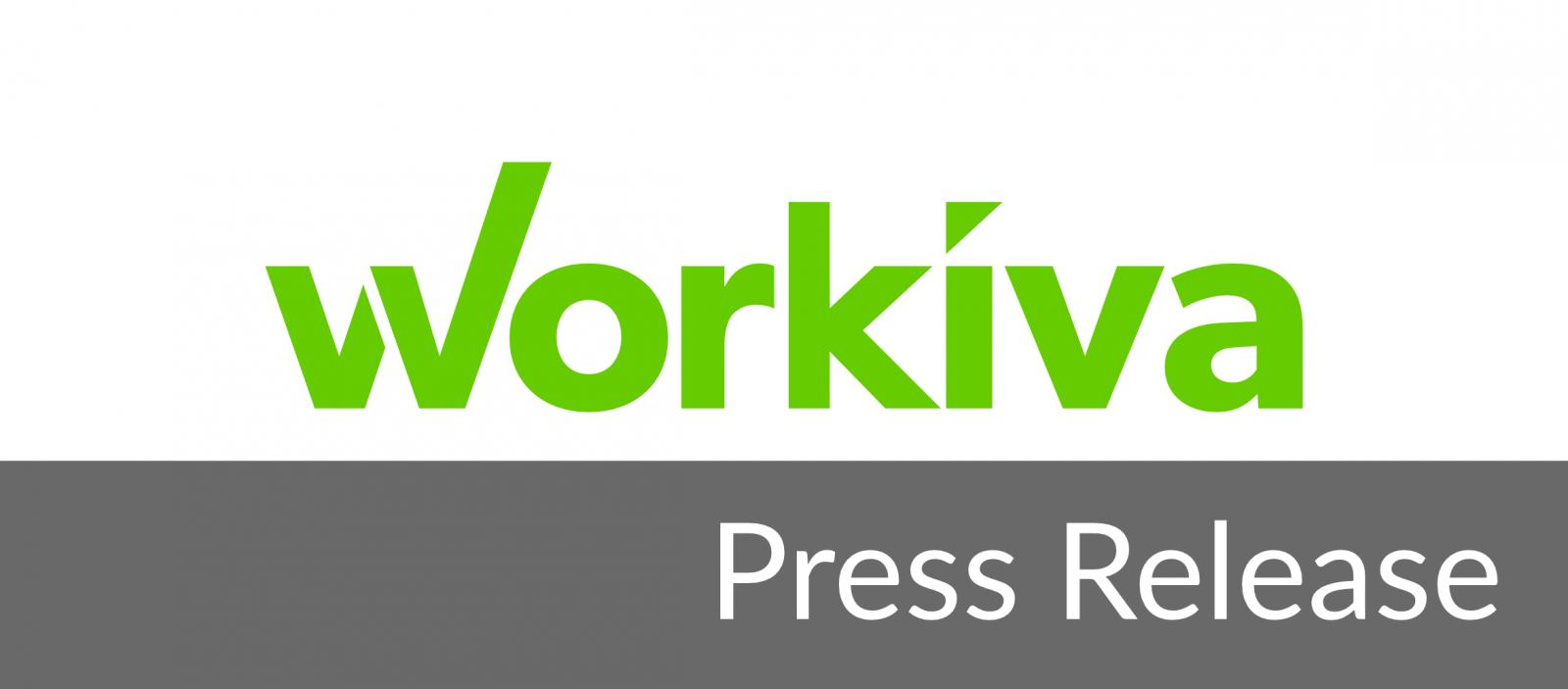 Workiva press release
