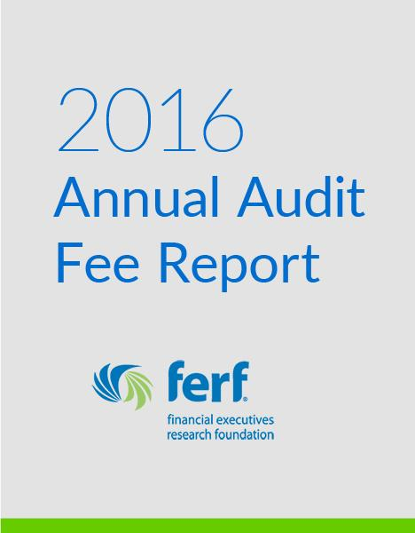 2016 Annual Audit Fee Report image
