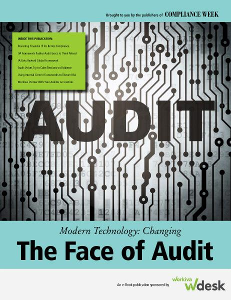 changing the face of audit