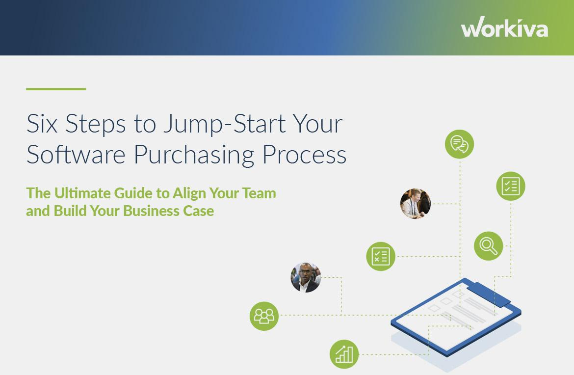 software purchasing process guide cover