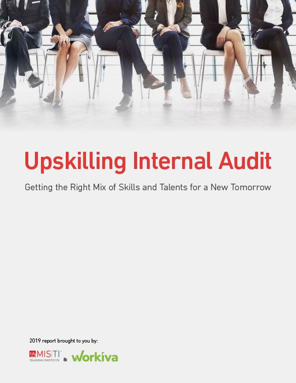 Upskilling Internal Audit: Getting the Right Mix of Skills and Talents