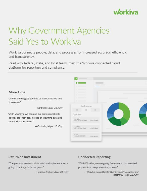 Why Government Agencies Said Yes to Wdesk