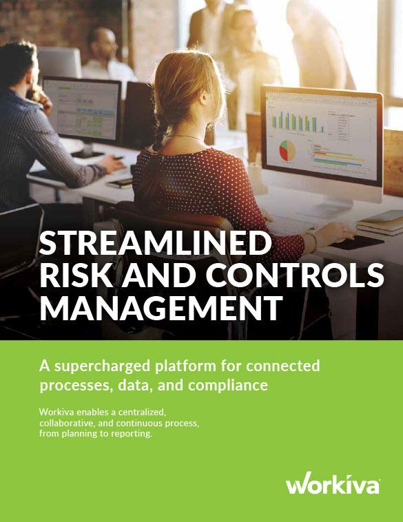 Integrated risk management brochure