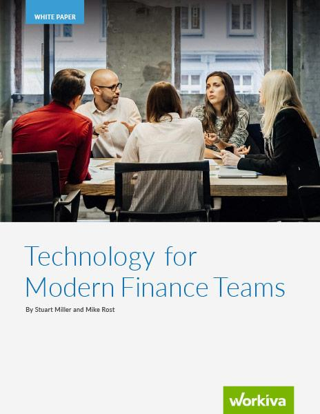 Technology for Modern Finance