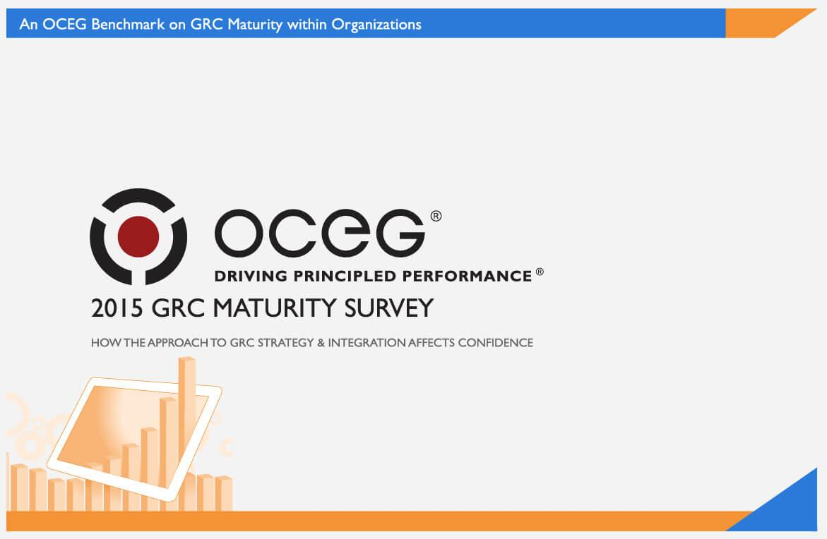 OCEG GRC maturity survey