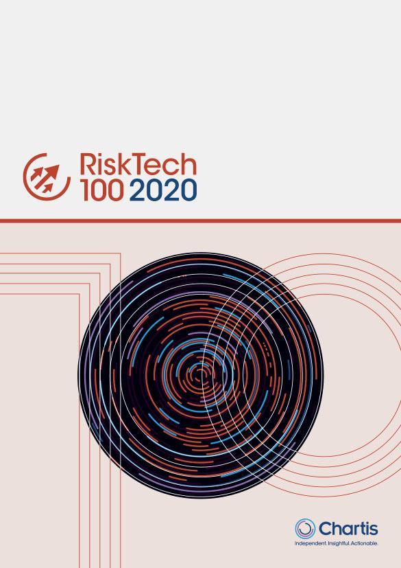 chartis risktech 100 2020 report