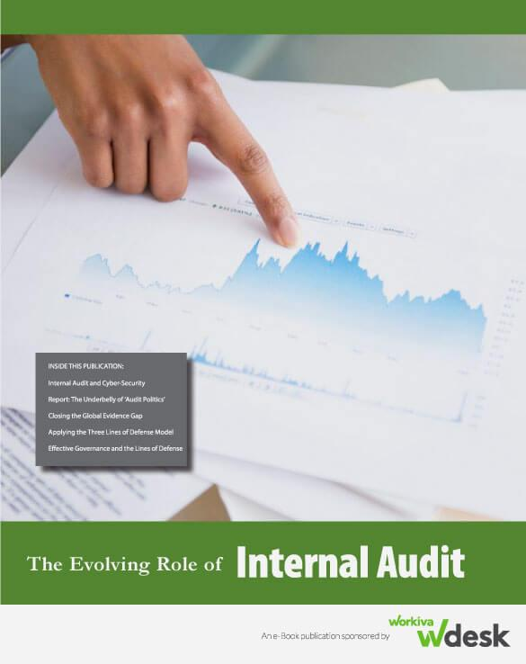 the evolving role of internal audit
