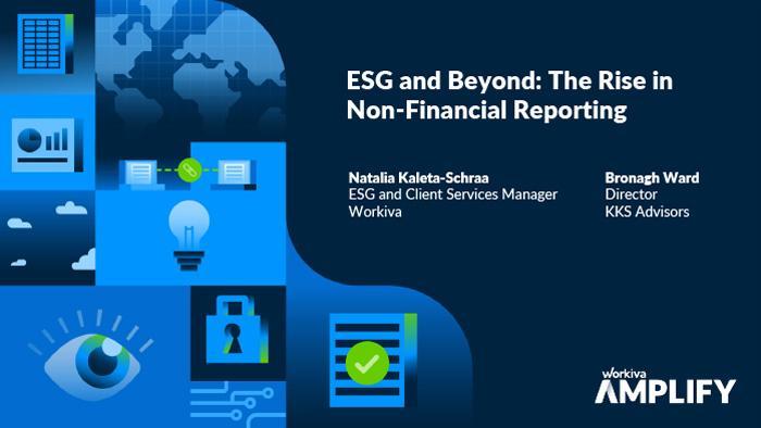 ESG reporting