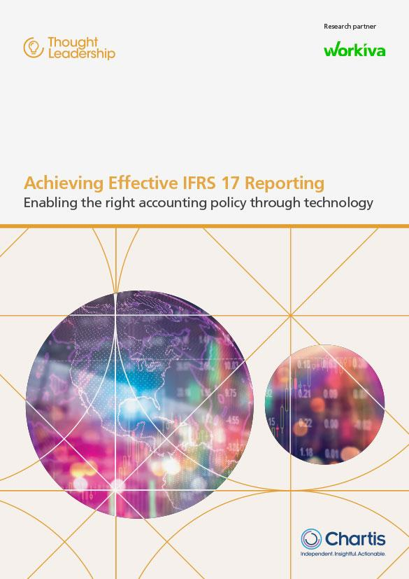 Achieving Effective IFRS 17 Reporting