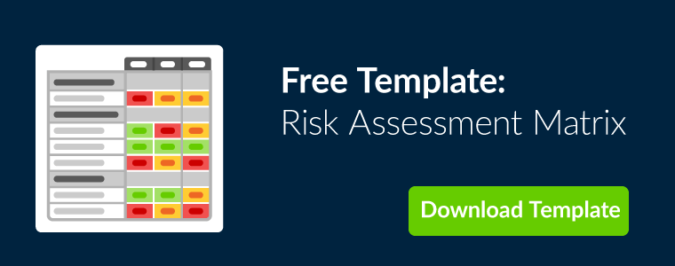 4 Simple Steps To Build A Risk Assessment Matrix Workiva Although a formal risk management process cannot prevent risks from occurring, such a practice can help organizations minimize the impact of their project risks. steps to build a risk assessment matrix