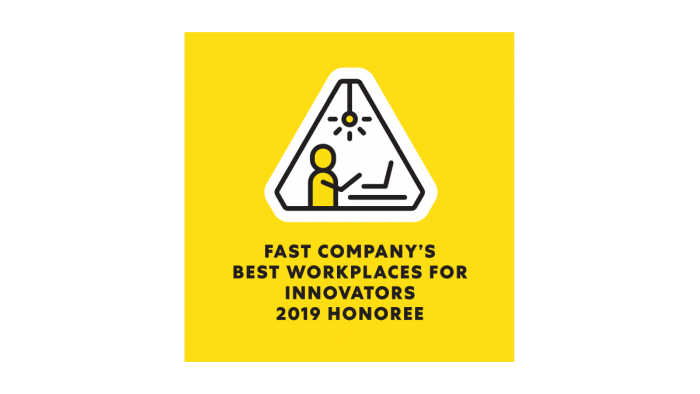 2019 best workplaces for innovators