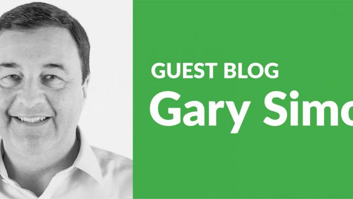 Gary Simon guest blog