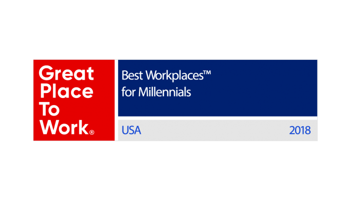 2018 Best Workplaces for Millennials