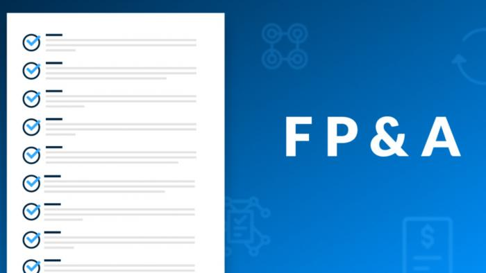 nine steps to simplify your FP&A process
