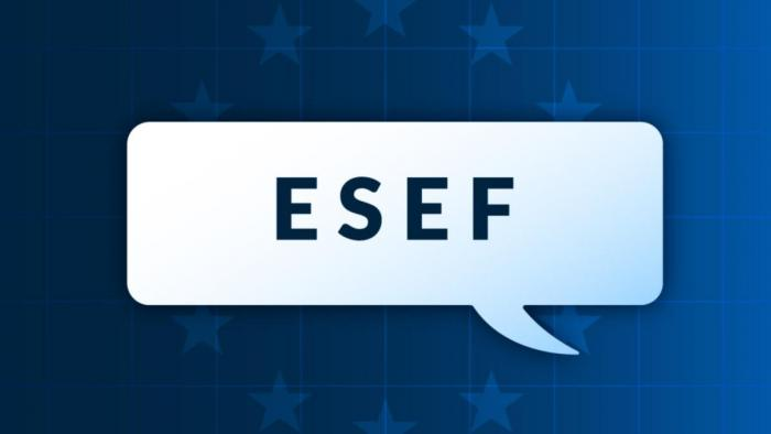 ESEF mandate solution