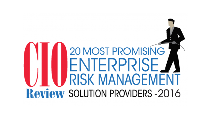 2016 CIO Review 20 Most Promising ERM Providers