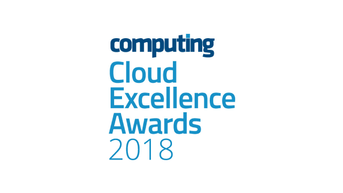 2018 Computing Cloud Excellence Award Finalist