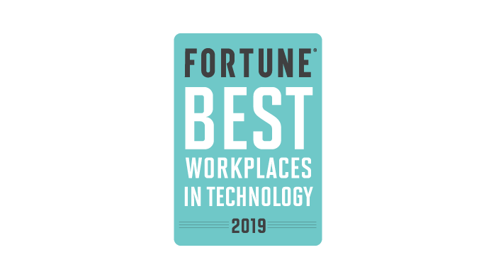 2019 Best Workplaces in Technology