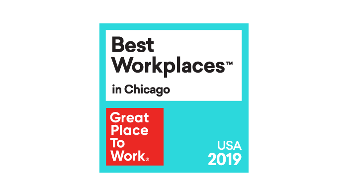 2019 Best Workplaces in Chicago