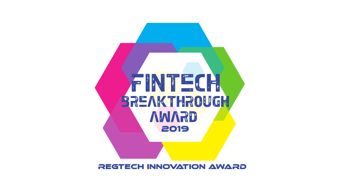 2019 RegTech Innovation Award