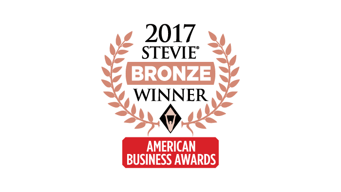 2017 Bronze Stevie Award Communications Program of the Year