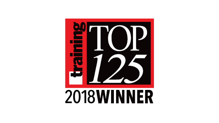 2018 Training Magazine Top 125