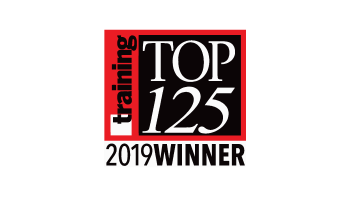 2019 Training Magazine Top 125