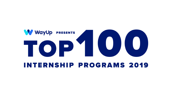 2019 100 Top Internship Program