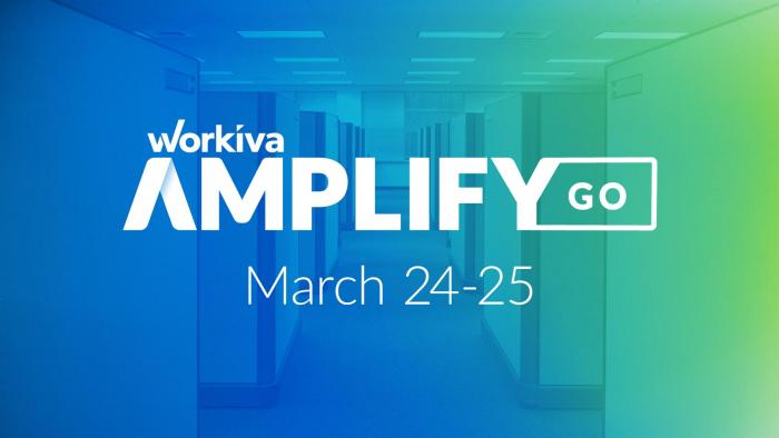 workiva amplify go march 24-25