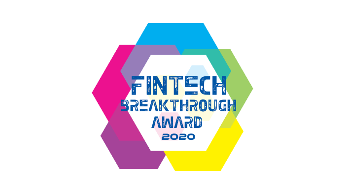 fintech breakthrough award logo